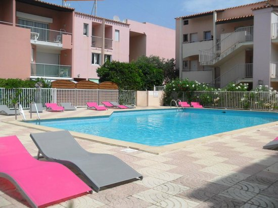 Hotel Les Grenadines: piscine