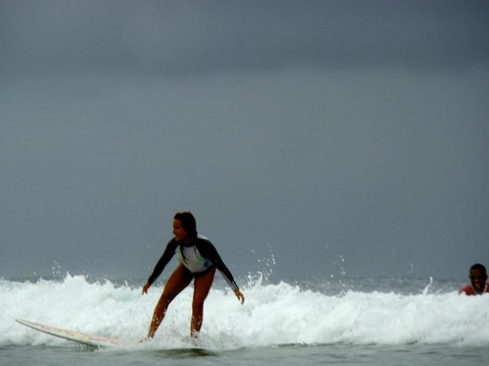 Surf 787 Guest Villa: No sun? no problem