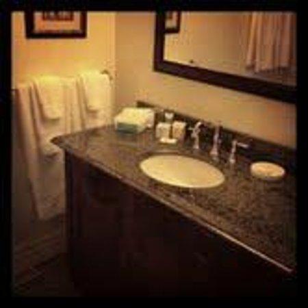 BranCliff Inn: Bathroom