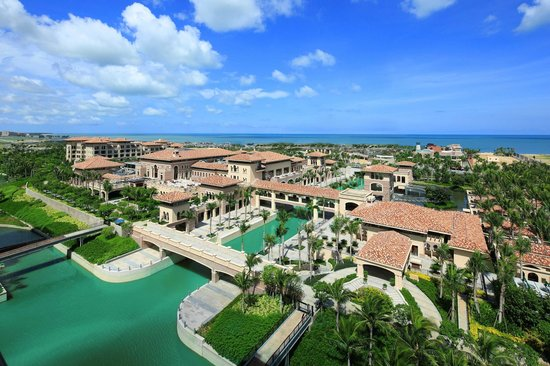 Wyndham Grand Plaza Royale Hainan Longmu Bay