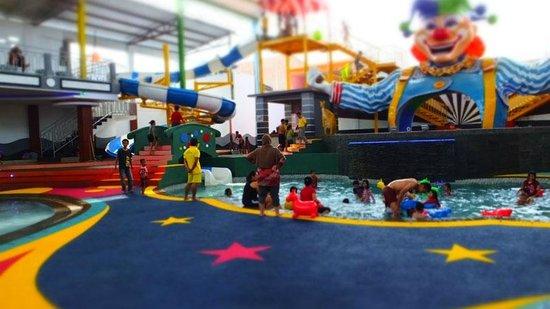 Sirkus Waterplay Jatiasih Bekasih #6
