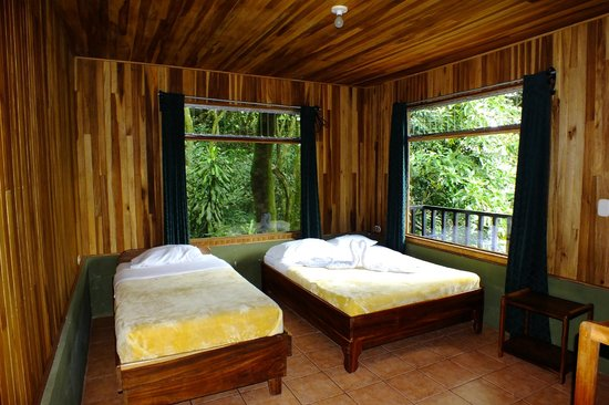 Quetzal Inn: Private room