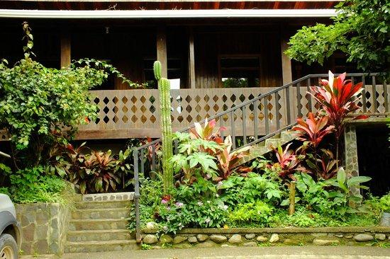 Quetzal Inn: rustic charm