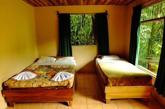 Quetzal Inn: private rooms