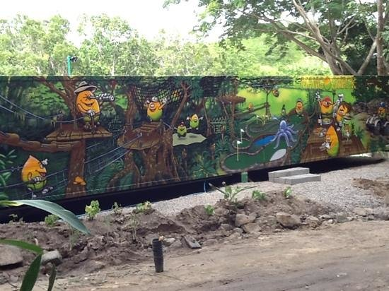 Mangofil Martinique Foto