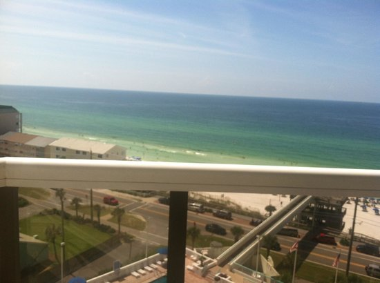 Surfside Resort: View from unit 905