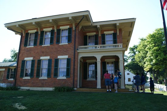 Ulysses S. Grant Home: Great stop to see a significant President's home!