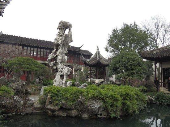 Landscape Architecture: 留園太湖石