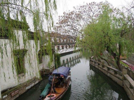 Landscape Architecture: 周庒小船人家