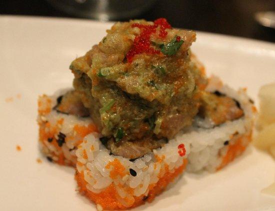 Asia Bay Sushi Bar & Thai: Dinner at Asia Bay