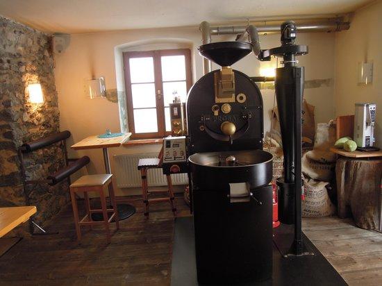 Die Bohne Tirols: Coffee Roasting