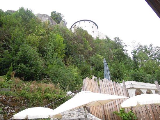 Die Bohne Tirols: View of the Castle