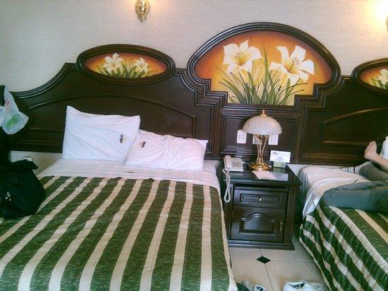 Hotel Casino Plaza: son las camas