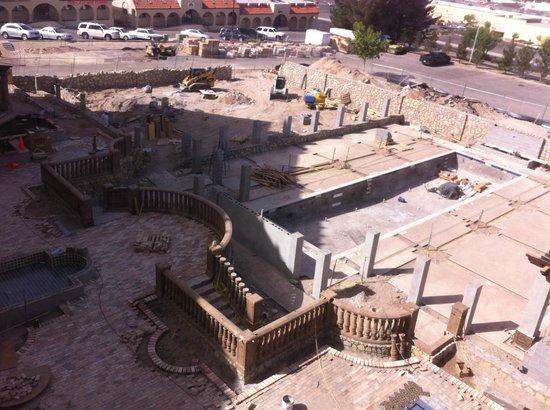 Hotel Encanto de Las Cruces: cool pool