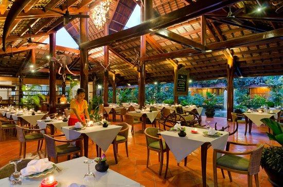 Angkor Village Hotel: L'Auberge des Temples restaurant