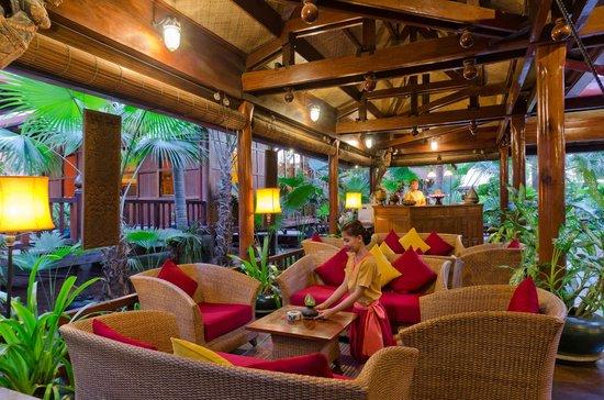 Angkor Village Hotel: Lobby Lounge
