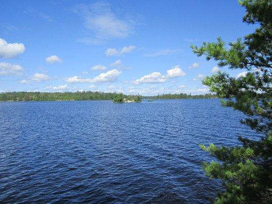 Boundary Waters Canoe Area Wilderness: Fall Lake - BWCA