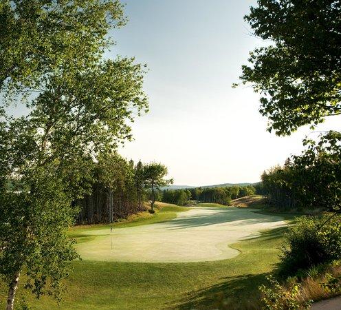 The Lakes Golf Club: hole 12