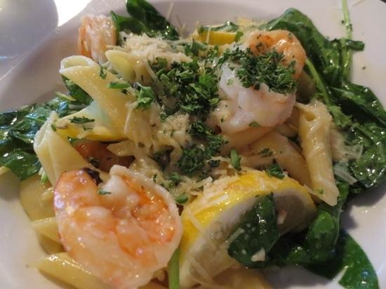 Breakers Restaurant & Bar: Shrimp scampi