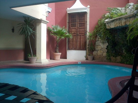 Hotel Colonial: Alberca