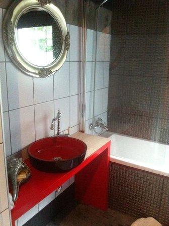 FisherHouse Apartments : Bathroom, room Nr 6