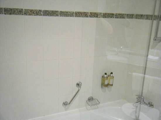 Hotel International Prague: Shower