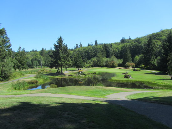 Port Ludlow Golf Club: Port Ludlow Golf Course