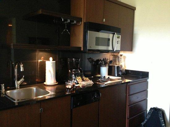 Aston MonteLago Village Resort: Kitchen in 1 Bed/1 Bath