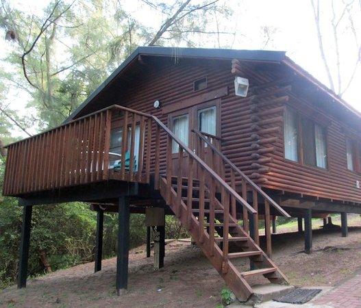 Cape Vidal Camp : Our cabin