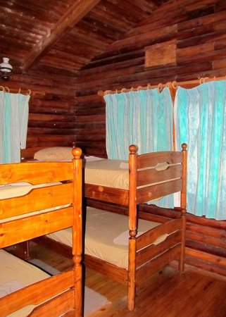 Cape Vidal Camp: The second bedroom