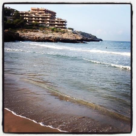 Cala Font Hotel: море рядом с отелем