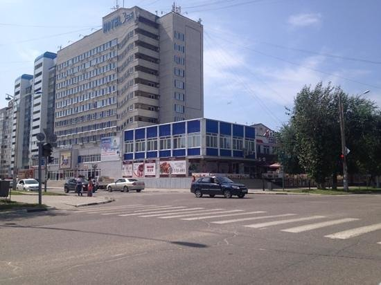 Blagoveshchensk: typical Russia and the hotel where Putin ventured to stay 56