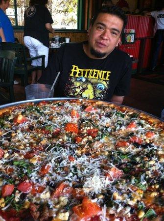Oregano's Pizza Bistro: wow!!!!