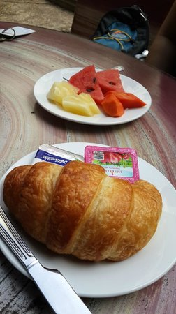 Mali Namphu Guest House : Breakfast