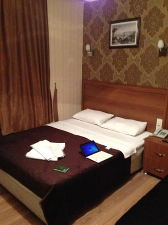 Serenity Hotel Istanbul: Double Bed Room