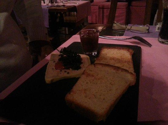 Le B: Foie Gras