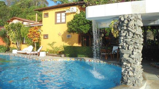 Portaló Boutique Hotel: Vista da piscina