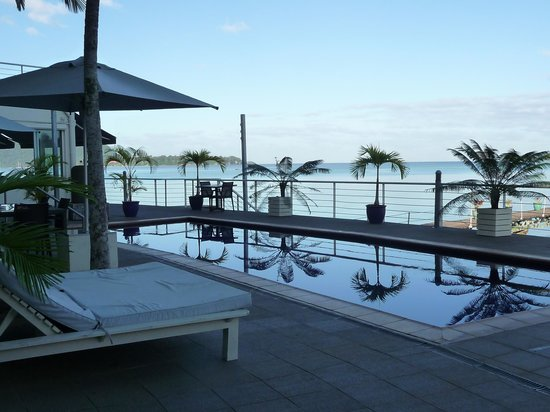 Chantilly's on the Bay: hotel pool