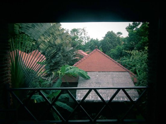 Villa Bali Eco Resort (Laem Mae Phim): View from room