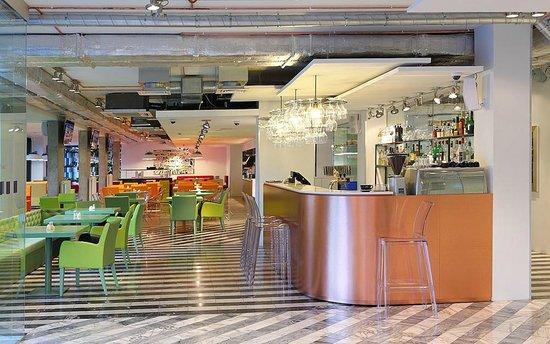 Days Hotel Riga VEF: Lobby bar