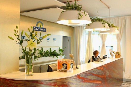 Days Hotel Riga VEF: Reception