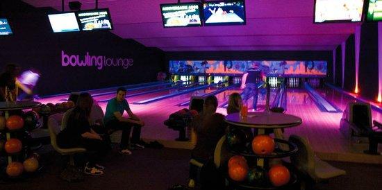 Bowling Yverdon: Disco Bowling