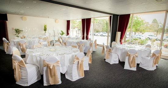 Comfort Inn Regal Park : We cater for Weddings
