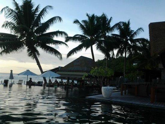 Le Domaine de L'Orangeraie Resort and Spa: piscine