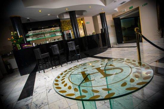 Hotel Sofia: lobby