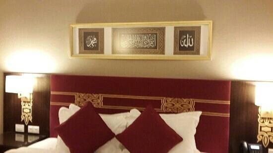 Millennium Taiba Hotel: king bed