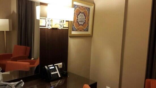 Millennium Taiba Hotel: chambre