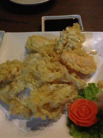 Otaru Sushi Japanese Restaurant: Tempura