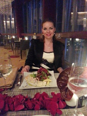 The Torch Doha : Romantic dinner