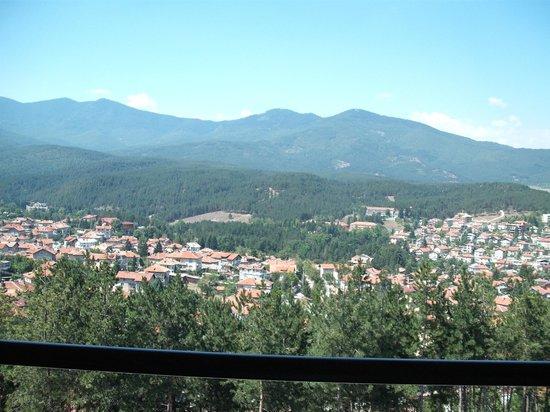 Maxi Park Hotel & Spa: вид с балкона